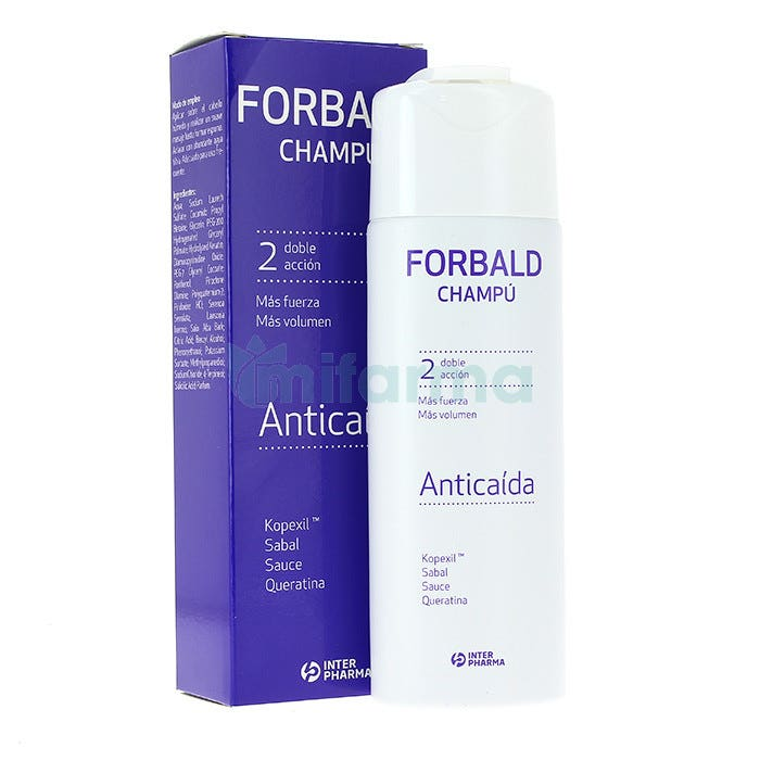Forbald Champu Anticaida 250 ml