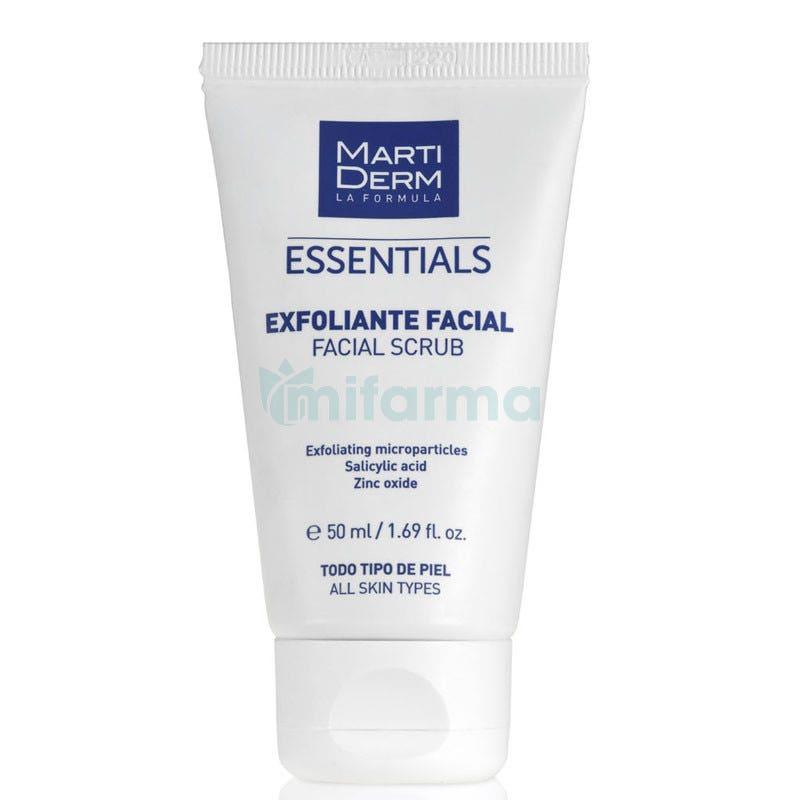 Crema Exfoliante Facial Martiderm 50ml