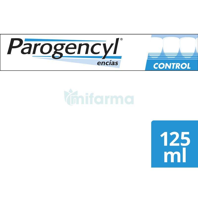 Parogencyl Control Encias Pasta Dentifrica 125ml