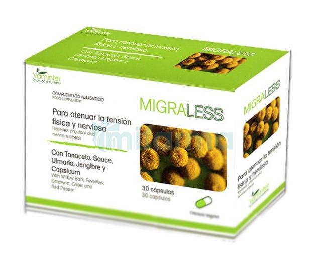 Vaminter Migraless 30capsulas