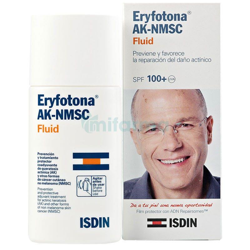 Eryfotona AK-NMSC Fluido Solar Isdin SPF 100 50ml