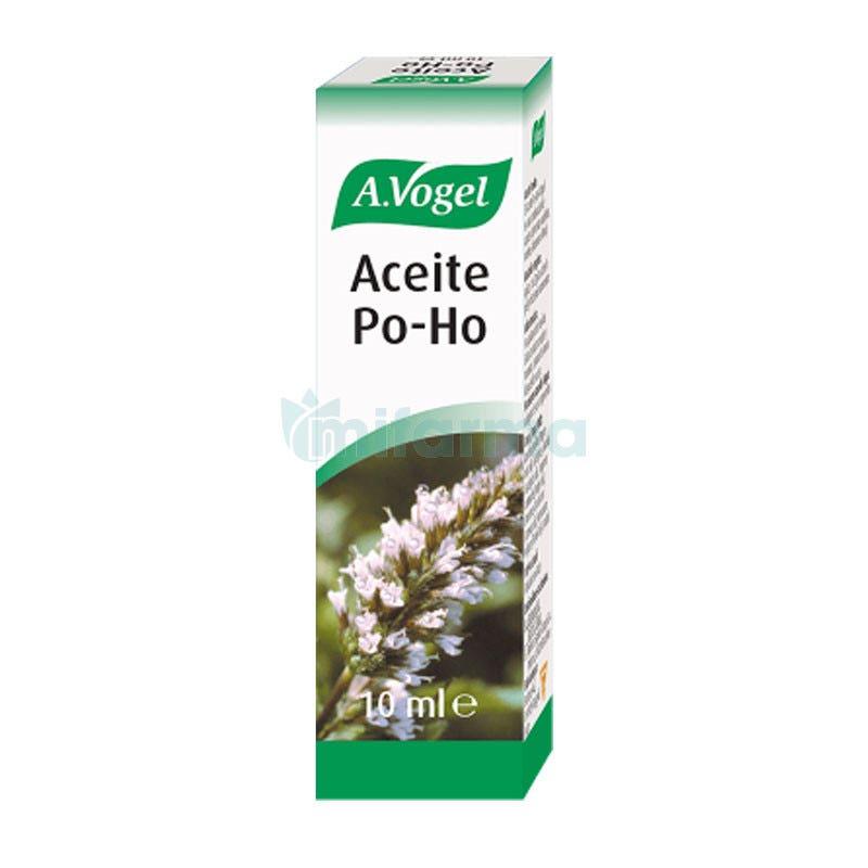 A.Vogel Aceite Po-Ho Vias Respiratorias 10ml