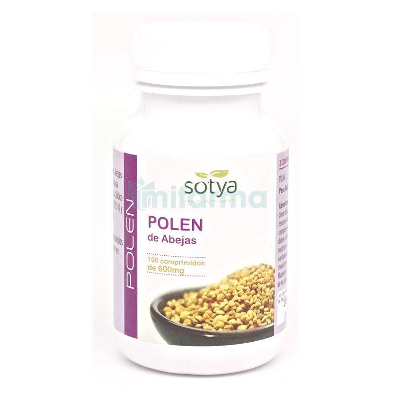Polen Sotya 600 mg 100 Comprimidos