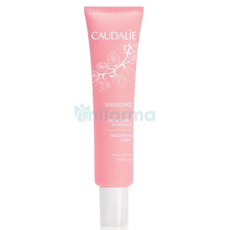 Caudalie Vinosource Crema Sorbete Hidratante 40 ml