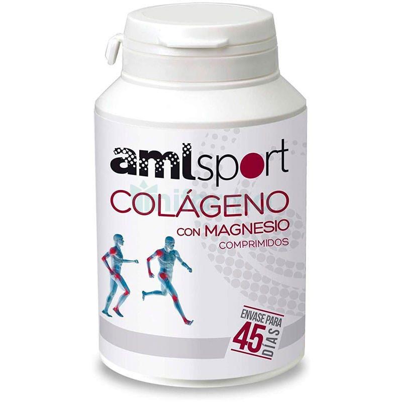 Colageno con Magnesio Amlsport 270 Compr. Ana Maria LaJusticia