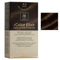 Tinte My Color Elixir Apivita N4.0 Castano