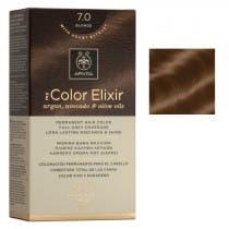 Tinte My Color Elixir Apivita N7.0 Rubio