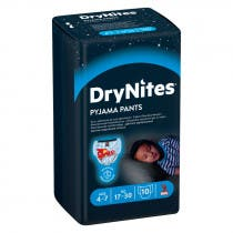 Panales Huggies DryNites Nino 4 7 anos 10 Uds