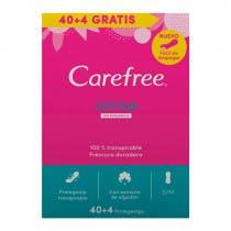 Protegeslips Carefree Normal Transpirable 40 4Uds