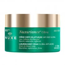 Nuxuriance Ultra Crema Corporal Voluptuosa Antiedad Global Nuxe 200ml