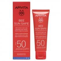 Apivita Suncare Crema Solar Facial Antimanchas SPF50 50 ml