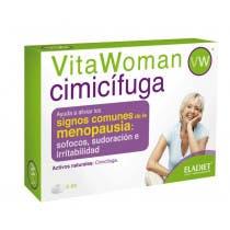 Eladiet Vita Woman Cimiciifuga 60 Comprimidos