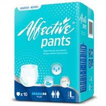 Pants Safe Affective Talla Grande 10 Uds