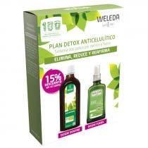 Plan Detox Anticelulitico Weleda Zumo Abedul 200ml   Aceite Abedul 100ml