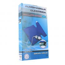 Gran Cruz Almohadilla Electrica Cervical 40x38cm