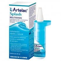 Artelac Splash BauschLomb Lubricante Ocular 10ml