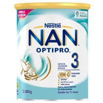 Nestle Nan Optipro 3 Growing Up Milk 800 Gr