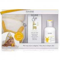 Jabon de Aceite Babe 500ml   Crema Emoliente 200ml