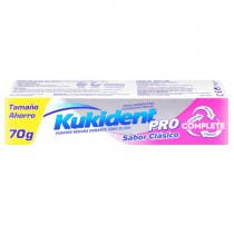 Kukident Complete Pro Sabor Clasico 70 gramos