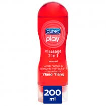 Durex Play Masaje Sensual 2 en 1 200ml