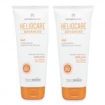 Pack Duplo Heliocare SPF 50 Gel 200 ml