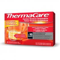 ThermaCare Lumbar y Cadera 2 Parches para el dolor
