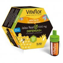 Vitaflor Defensas Jalea Real 20 Ampollas