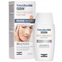 FotoUltra 100 ISDIN Spot Prevent Fusion Fluid  SPF50   50 ml