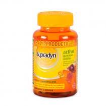 Supradyn Activo Gummies Adultos Vitaminas y Energia 70 uds