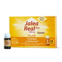 Juanola Jalea Real Plus 1000mg 14 Viales
