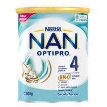 Nestle NAN Optipro 4 Leche de Crecimiento 800 g