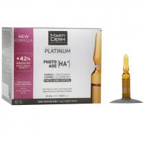 Martiderm Platinum Photo Age HA 30 Ampollas