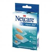 Nexcare 3M Aqua 360. 14 Uds Surtidas