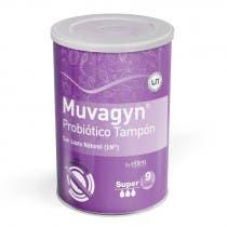 Muvagym Tampon Probiotico Super Aplicador