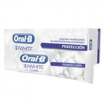 Oral B 3D White Luxe Perfection Pasta Dental 75 ml