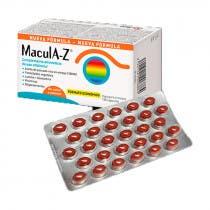 Macula-Z 120 Capsulas