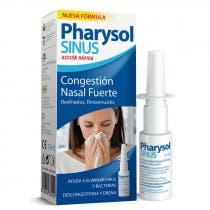Pharysol Sinus Nebulizador Congestion Nasal Fuerte 15 ml