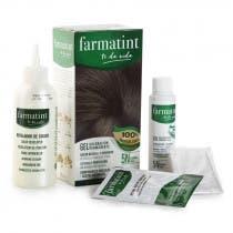 Farmatint Gel Coloracion Permanente 5N Castano Claro 150ml
