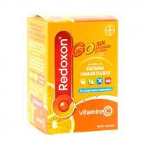 Redoxon Go Vitamina C 500mg 30 Comprimidos Masticables