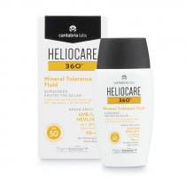 Protector Solar Heliocare 360o Mineral Tolerance Fluid SPF50 50ml