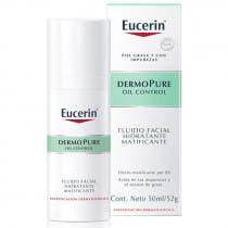 DermoPure Fluido Hidratante Matificante Eucerin 50ml