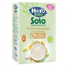 Multicereales Ecologicos Solo Hero Baby 300g