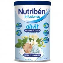 Nutriben Alivit Buenas Noches Infusion Infantil 150g