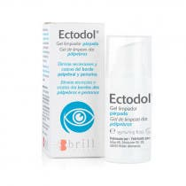 Ectodol Gel Limpiador Parpados Brill Pharma 15ml