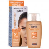 Isdin Fusion Water Color SPF50 Protector Solar 50ml