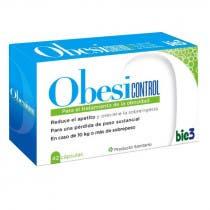Obesicontrol Bie3 42 Capsulas