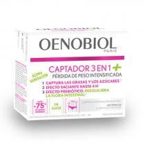 Oenobiol Captador 3 en 1 Plus 60 Comprimidos