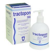 Tractopon 15 Urea Crema Grietas con Dosificador 300ml