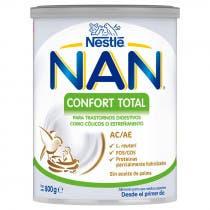 Leche Nestle Nan Confort Total ACAE 0m 800gr
