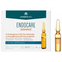 Endocare Radiance C Proteoglicanos Oil Free 10 Ampollas x 2ml